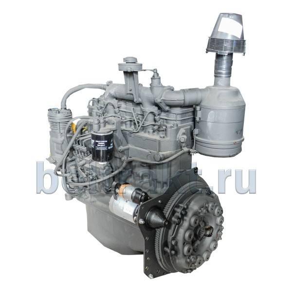 Двигатели ММЗ Д-243