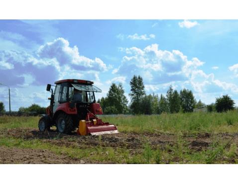 Минитрактор Беларус 320.5 (4x4)