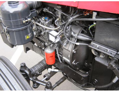 Колесные тракторы серии К-744 (премиум)