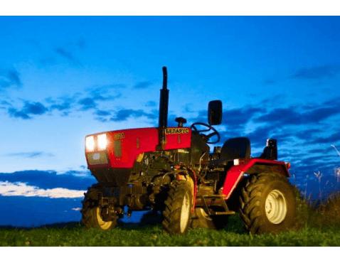 ручной и ножной газ трактора ( Hand and foot gas tractor )