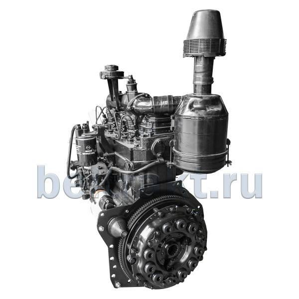 Двигатели ММЗ Д-242