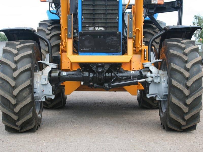 Технические характеристики трактора МТЗ-892.2 (Беларус МТЗ.