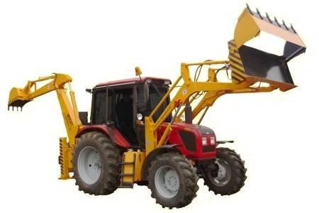Коммунальная техника на базе трактора «Беларус» | Компания.