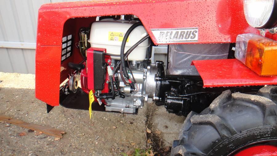 Технические характеристики трактора МТЗ-920 (Беларус МТЗ.