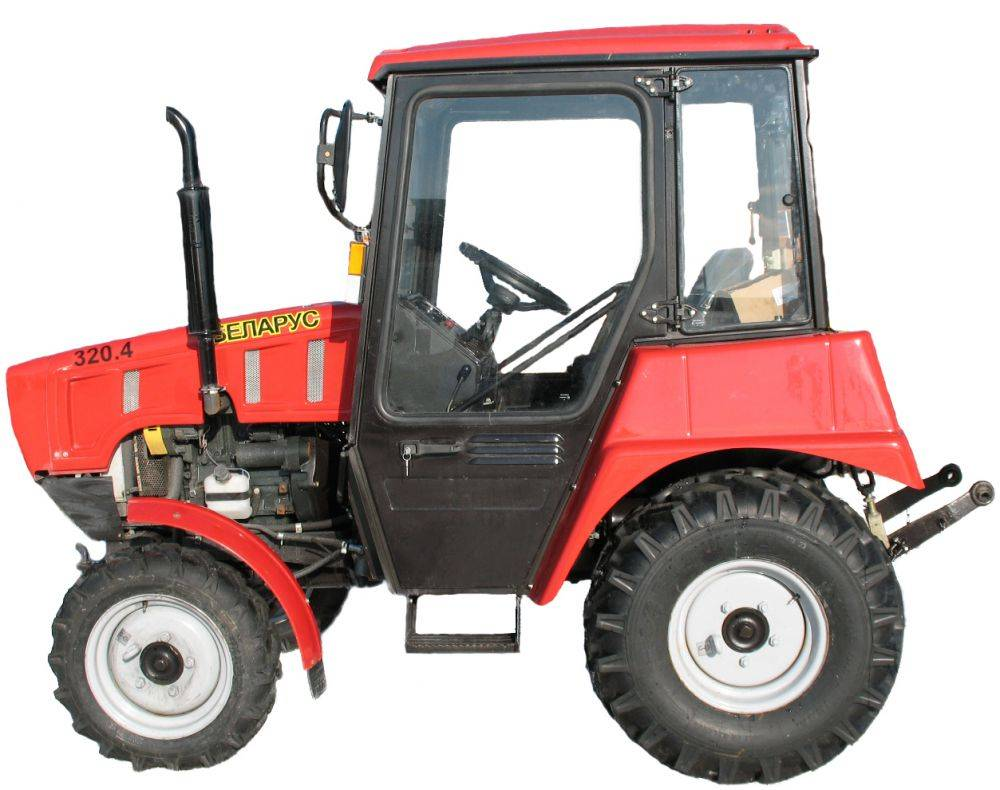 Трактор МТЗ-320.4М с пневмосистемой: продажа, цена в.