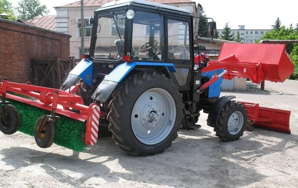 BELARUS МУП-351: Минский тракторный завод