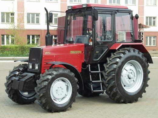 Купить трактор МТЗ 82.1 - YouTube