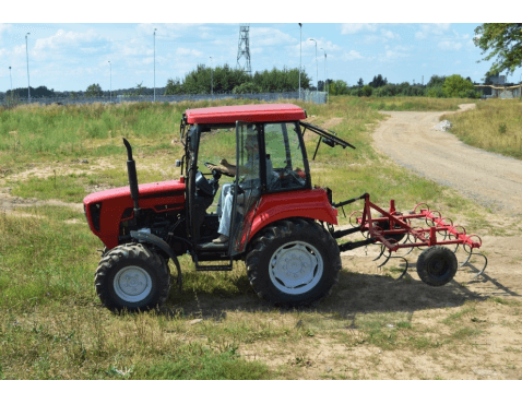 Выгодно купить новые тракторы МТЗ в Москве
