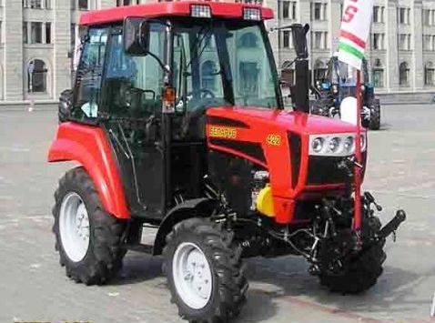 трактор беларус 320 4 руководство по эксплуатации