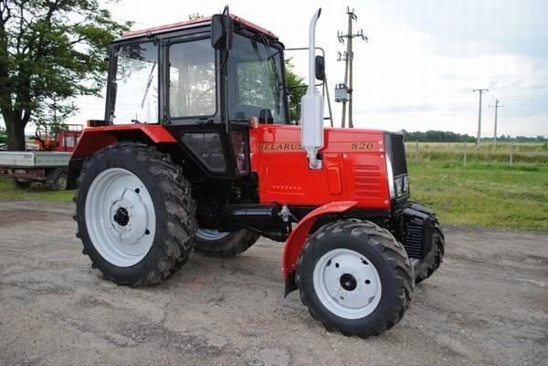 Трактор Беларус (МТЗ) 820
