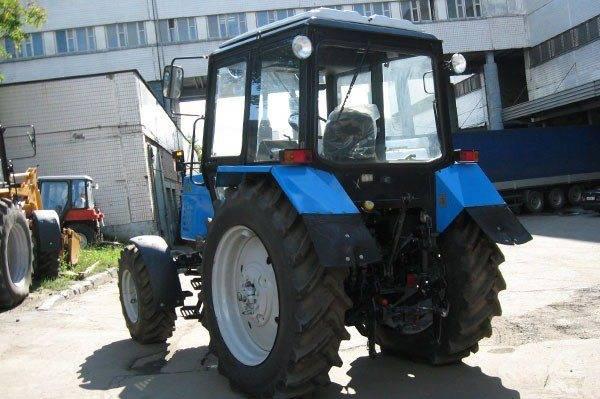 Документация к тракторной технике Беларус (МТЗ) ч1.