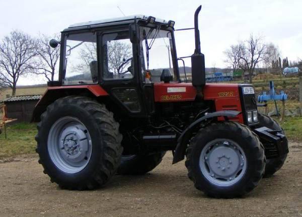 Трактор Беларус (МТЗ) 1025.2