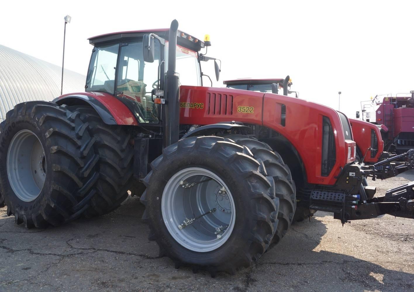 BELARUS-3022ДЦ.1: Минский тракторный завод