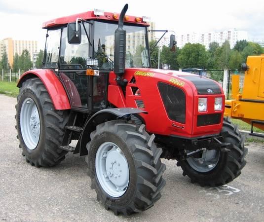 Универсально-пропашной трактор БЕЛАРУС-923.3 / МТЗ-923.3