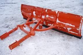 Снежные отвалы для мтз своими руками